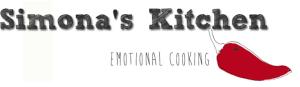 """il logo """"piccante"""" di Simona's Kitchen"""